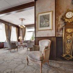 Отель Les Sources Des Alpes интерьер отеля
