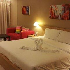 Отель T5 Suites Паттайя комната для гостей фото 2