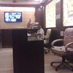 Отель Le Alfanso Индия, Нью-Дели - отзывы, цены и фото номеров - забронировать отель Le Alfanso онлайн интерьер отеля фото 3