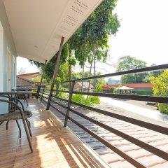 Отель Krabi Avahill Таиланд, Краби - отзывы, цены и фото номеров - забронировать отель Krabi Avahill онлайн балкон