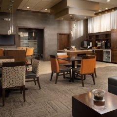 Отель Columbus Airport Marriott США, Колумбус - отзывы, цены и фото номеров - забронировать отель Columbus Airport Marriott онлайн интерьер отеля