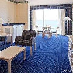 Отель Holiday Inn Lido Beach, Sarasota комната для гостей фото 4