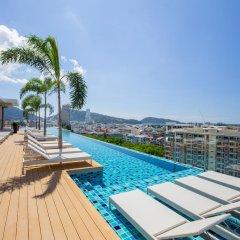 The Marina Phuket Hotel Патонг бассейн фото 2