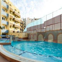 Отель Cardor Holiday Complex Сан-Пауль-иль-Бахар бассейн