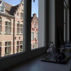 Отель B&B Huyze Weyne балкон