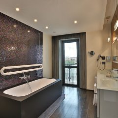 Palace Hotel Moderno Порденоне ванная фото 2