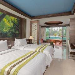 Отель Naina Resort & Spa 4* Номер категории Премиум с различными типами кроватей фото 2