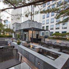 Отель Soulhada Южная Корея, Сеул - отзывы, цены и фото номеров - забронировать отель Soulhada онлайн балкон