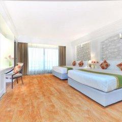 Отель Centre Point Pratunam Бангкок комната для гостей фото 4
