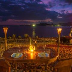 Отель Beachfront Citakara Sari Villas Индонезия, Бали - отзывы, цены и фото номеров - забронировать отель Beachfront Citakara Sari Villas онлайн балкон