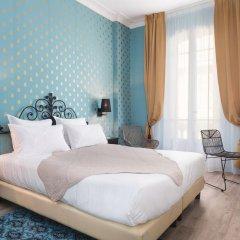 Отель Hôtel Le Grimaldi by Happyculture Франция, Ницца - 6 отзывов об отеле, цены и фото номеров - забронировать отель Hôtel Le Grimaldi by Happyculture онлайн комната для гостей