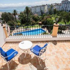 Отель El Minzah Hotel Марокко, Танжер - отзывы, цены и фото номеров - забронировать отель El Minzah Hotel онлайн пляж