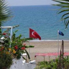Отель Mavi Cennet Camping Pansiyon Сиде фото 8