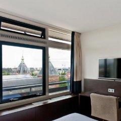 Отель Amsterdam Tropen Hotel Нидерланды, Амстердам - 9 отзывов об отеле, цены и фото номеров - забронировать отель Amsterdam Tropen Hotel онлайн комната для гостей фото 5