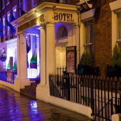 Отель Hallmark Inn Liverpool Великобритания, Ливерпуль - отзывы, цены и фото номеров - забронировать отель Hallmark Inn Liverpool онлайн вид на фасад