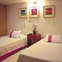 Отель Elite Tequendama Cali Колумбия, Кали - отзывы, цены и фото номеров - забронировать отель Elite Tequendama Cali онлайн комната для гостей фото 3