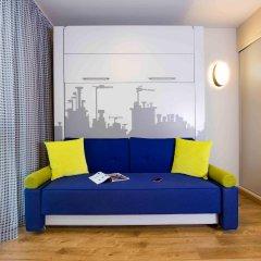 Отель Adagio access München City Olympiapark комната для гостей фото 4