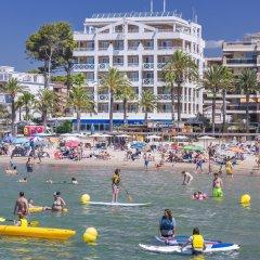 Отель Casablanca Playa Испания, Салоу - 1 отзыв об отеле, цены и фото номеров - забронировать отель Casablanca Playa онлайн пляж фото 2