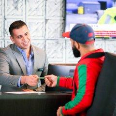 Hotel Campanile Casablanca Centre Ville гостиничный бар