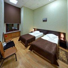 Гостиница ГородОтель на Казанском Стандартный номер с двуспальной кроватью фото 8