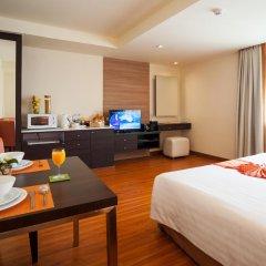 Отель Aspen Suites Бангкок комната для гостей
