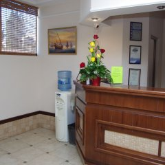 Гостиница Флора интерьер отеля фото 2