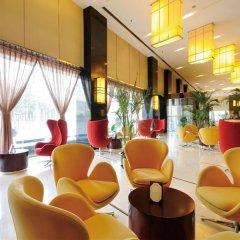 Отель Rayfont Downtown Hotel Shanghai Китай, Шанхай - 3 отзыва об отеле, цены и фото номеров - забронировать отель Rayfont Downtown Hotel Shanghai онлайн питание