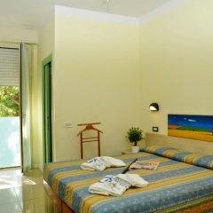 Отель Calypso Италия, Римини - отзывы, цены и фото номеров - забронировать отель Calypso онлайн комната для гостей фото 5
