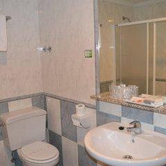 Отель San Glorio Испания, Сантандер - отзывы, цены и фото номеров - забронировать отель San Glorio онлайн ванная