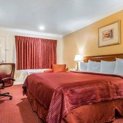 Отель Quality Inn & Suites Гилрой комната для гостей фото 5