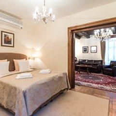 Отель AURUS Прага комната для гостей фото 10
