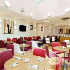Travelodge London Central City Road Hotel питание фото 2