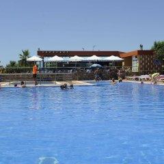 Отель Camping Del Mar Испания, Мальграт-де-Мар - отзывы, цены и фото номеров - забронировать отель Camping Del Mar онлайн бассейн фото 2
