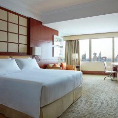 Shanghai Marriott Hotel City Centre комната для гостей фото 2