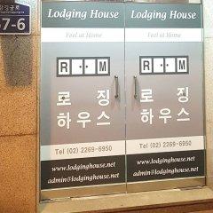 Отель Lodging House Korea Южная Корея, Сеул - отзывы, цены и фото номеров - забронировать отель Lodging House Korea онлайн городской автобус