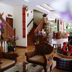 Отель The Orchid House пляж Ката интерьер отеля