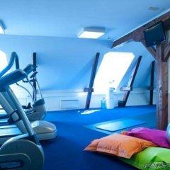 Quality Hotel Ålesund фитнесс-зал
