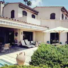 Отель Villa Loucisa Франция, Ницца - отзывы, цены и фото номеров - забронировать отель Villa Loucisa онлайн