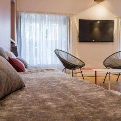 Отель MiHotel Франция, Лион - отзывы, цены и фото номеров - забронировать отель MiHotel онлайн комната для гостей фото 3