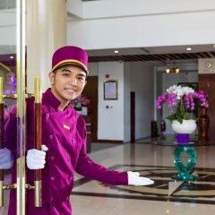 Отель Park Diamond Hotel Вьетнам, Фантхьет - отзывы, цены и фото номеров - забронировать отель Park Diamond Hotel онлайн интерьер отеля фото 3
