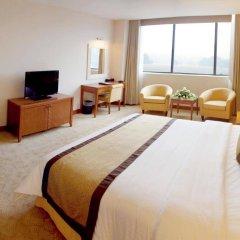 Muong Thanh Grand Ha Long Hotel комната для гостей фото 3