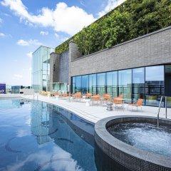 Отель Miyako Hakata Хаката бассейн