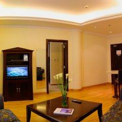 Sharjah Premiere Hotel & Resort комната для гостей