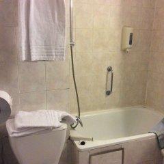 Отель Aristote Бельгия, Брюссель - отзывы, цены и фото номеров - забронировать отель Aristote онлайн ванная
