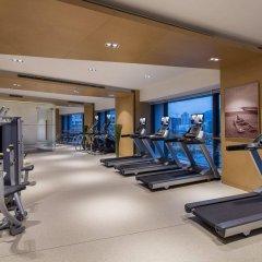 Отель Somerset Software Park Xiamen Китай, Сямынь - отзывы, цены и фото номеров - забронировать отель Somerset Software Park Xiamen онлайн фитнесс-зал фото 2