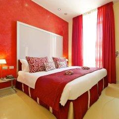 Отель La Griffe Roma MGallery Collection Италия, Рим - 5 отзывов об отеле, цены и фото номеров - забронировать отель La Griffe Roma MGallery Collection онлайн комната для гостей фото 2