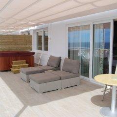 Hotel Santo Tomas Эс-Мигхорн-Гран балкон