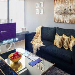 Апартаменты Dream Inn Dubai Apartments 29 Boulevard комната для гостей фото 3