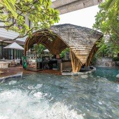 Отель Hua Chang Heritage Бангкок бассейн