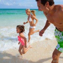 Отель Grand Lucayan Resort Bahamas пляж